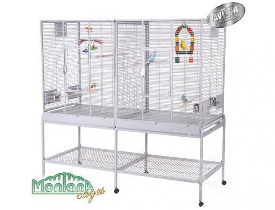 La famille s'agrandit : cages XL et volières d'intérieur Cage_d10
