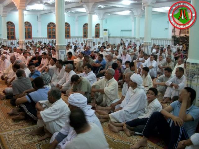 صور الاحتفال بليلة 27 رمضان 1432 بمسجد عبد الحميد بن باديس (زريبة الوادي) 0116