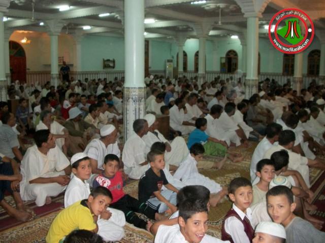 صور الاحتفال بليلة 27 رمضان 1432 بمسجد عبد الحميد بن باديس (زريبة الوادي) 0312