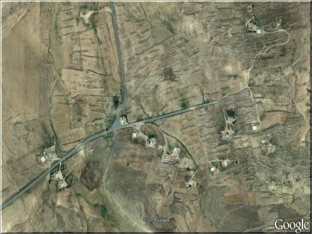 دوّار الكاف لحمر أولاد سلام ولاية باتنة (تعرف على جمال الريف الجزائري) 05-10-11
