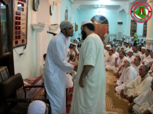 صور الاحتفال بليلة 27 رمضان 1432 بمسجد عبد الحميد بن باديس (زريبة الوادي) 0812
