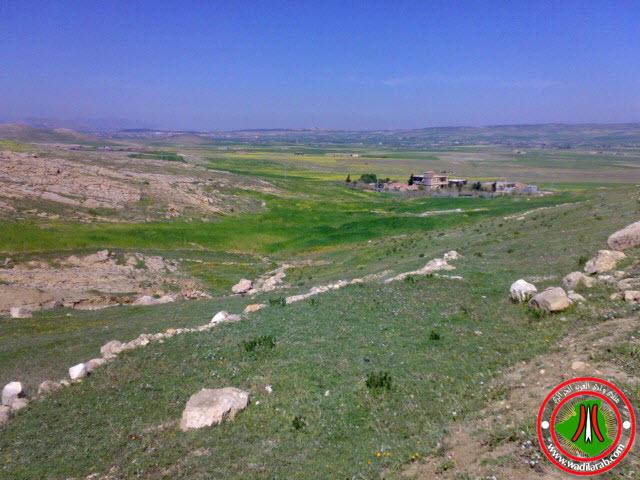 دوّار الكاف لحمر أولاد سلام ولاية باتنة (تعرف على جمال الريف الجزائري) 24042013