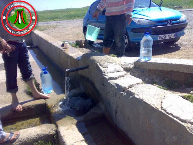 دوّار الكاف لحمر أولاد سلام ولاية باتنة (تعرف على جمال الريف الجزائري) 24042014