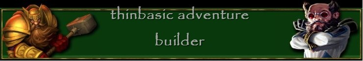 TAB - thinBasic Adventure Builder