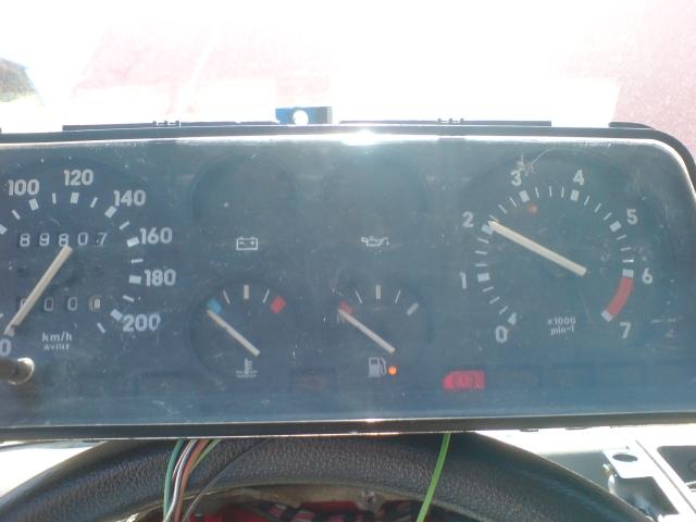 Corsa A LOW BUDGET Tacho111