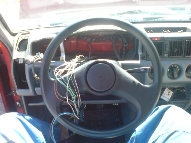 Corsa A LOW BUDGET Tacho310