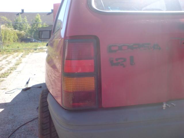 Corsa A LOW BUDGET Tacho510