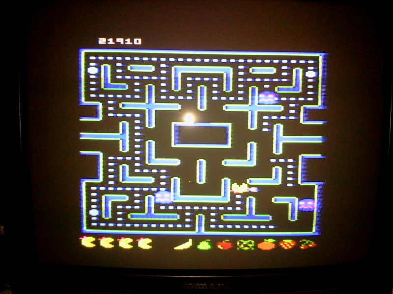 [SCORING] Ms Pac-Man (ATARI 2600) 2012-012