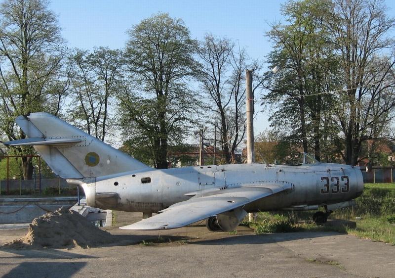 MiG-15 Catali22