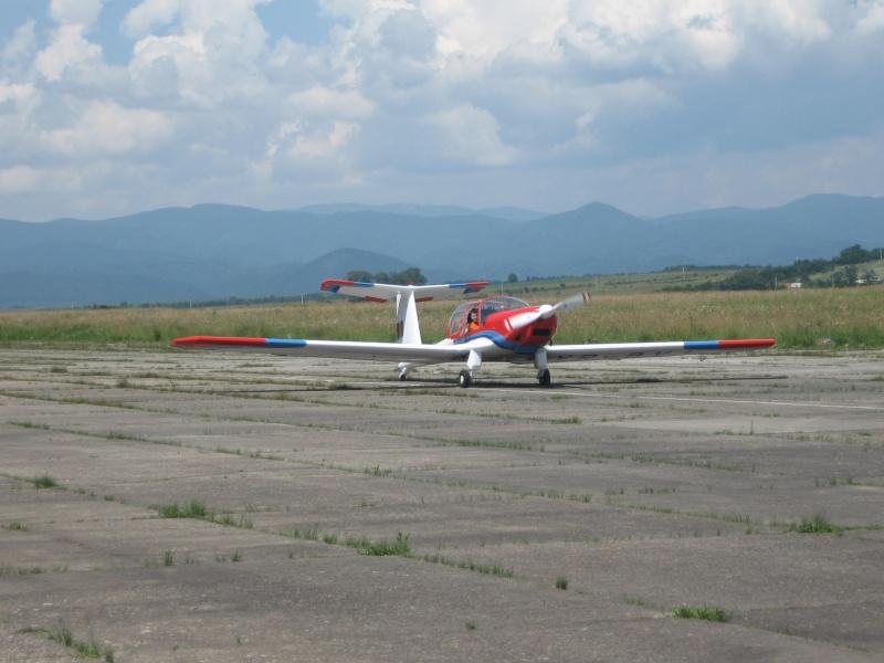 IAR-46 Zbor1017
