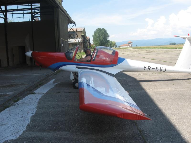 IAR-46 Zbor1019
