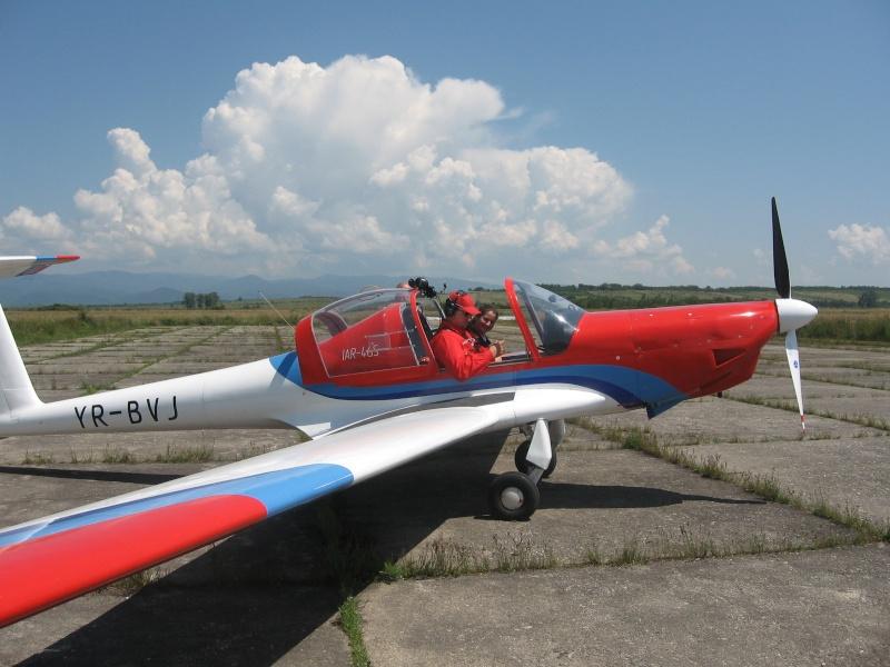 IAR-46 Zbor1021
