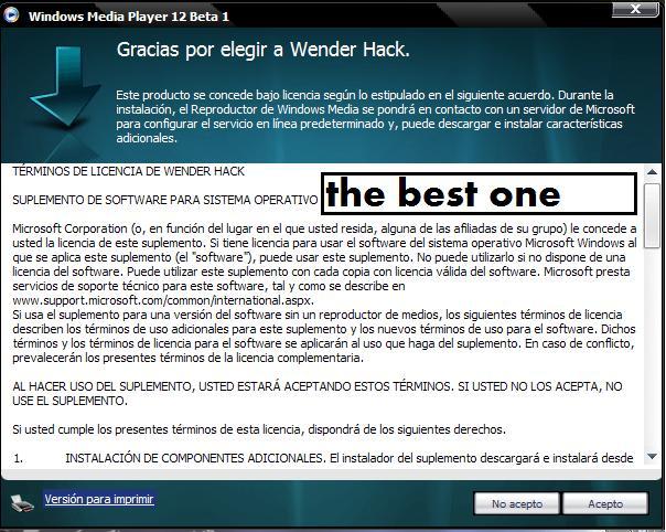 احدث نسخه من عملاق المشغلات Windows Media Player 12 Beta 1 216