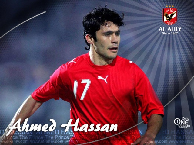 ahmed hassan the new ahly player Ahmedh13