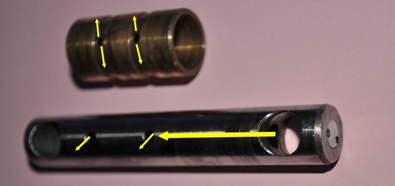 [R60/5] Souci de Lubrification culbuteurs gauches Gr42711