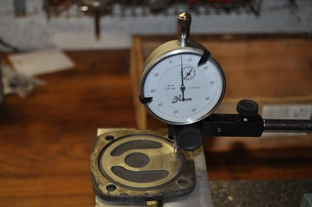 Pompe à Huile contrôle et pressions mesurées [Résolu] J1111