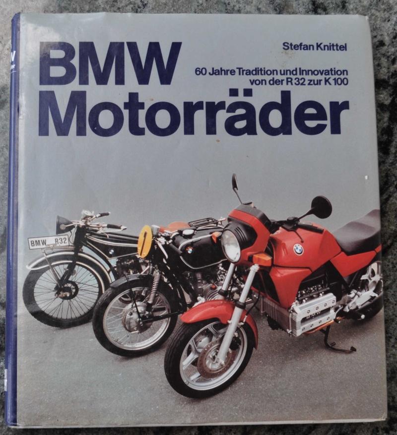 Ma bibliothèque BMW. Knit1m10