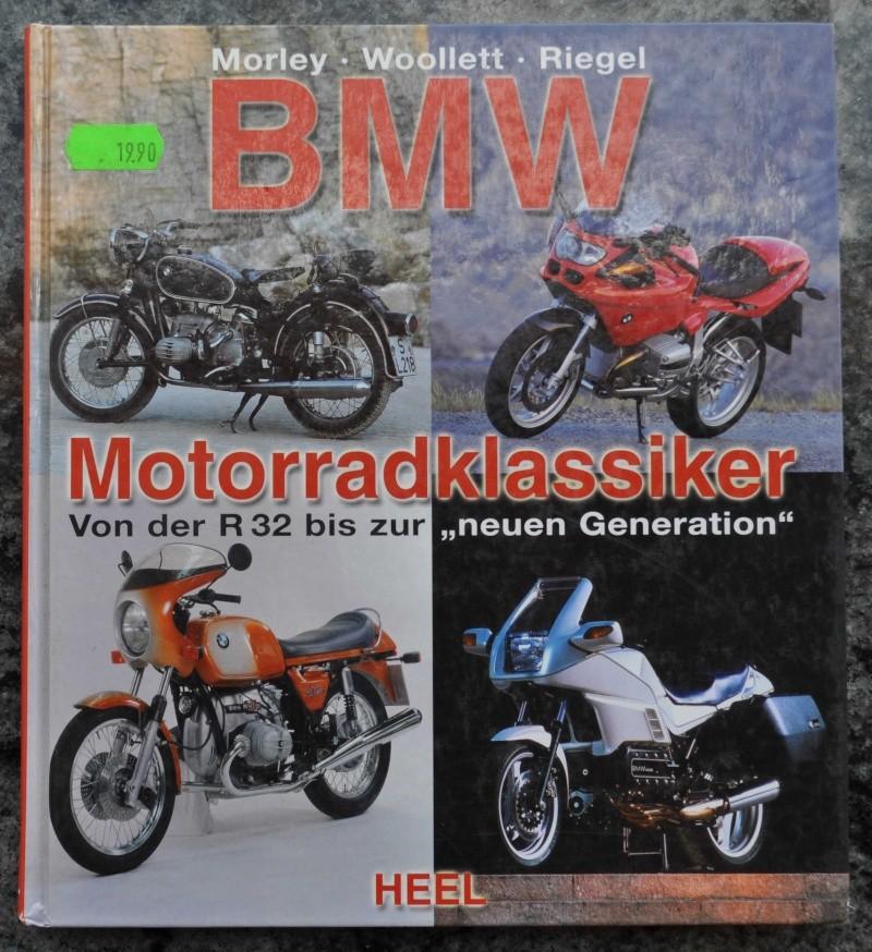 Ma bibliothèque BMW. Mororr10