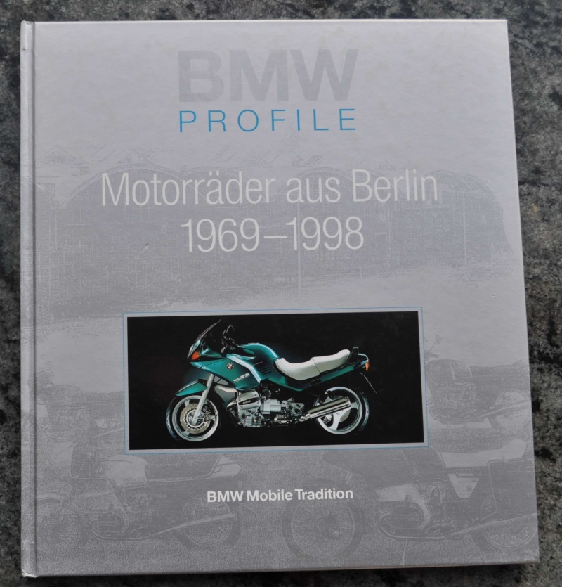 Ma bibliothèque BMW. Profil11