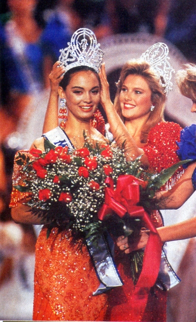 Các Hoa hậu Hoàn vũ từ trước đến nay 40-19911