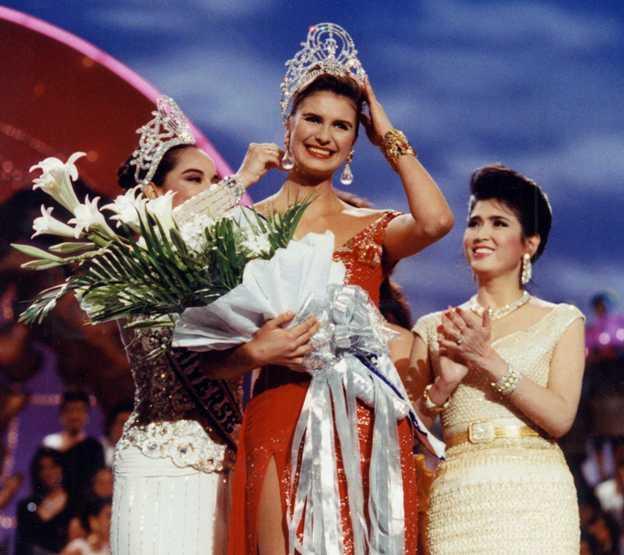Các Hoa hậu Hoàn vũ từ trước đến nay 41-19911