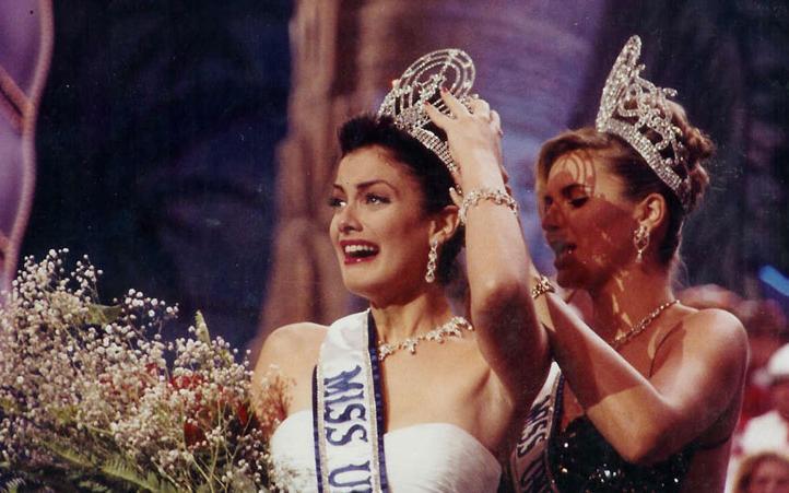 Các Hoa hậu Hoàn vũ từ trước đến nay 42-19911