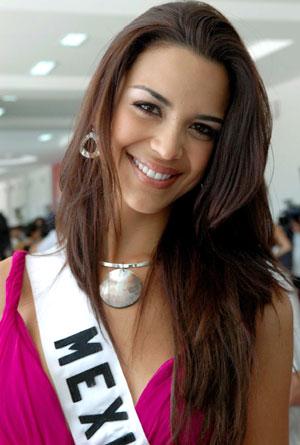 Hoa hậu hoàn vũ Mexio110