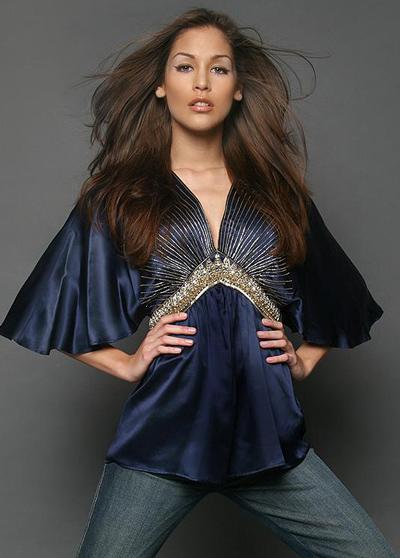 Hoa hậu hoàn vũ Ve110