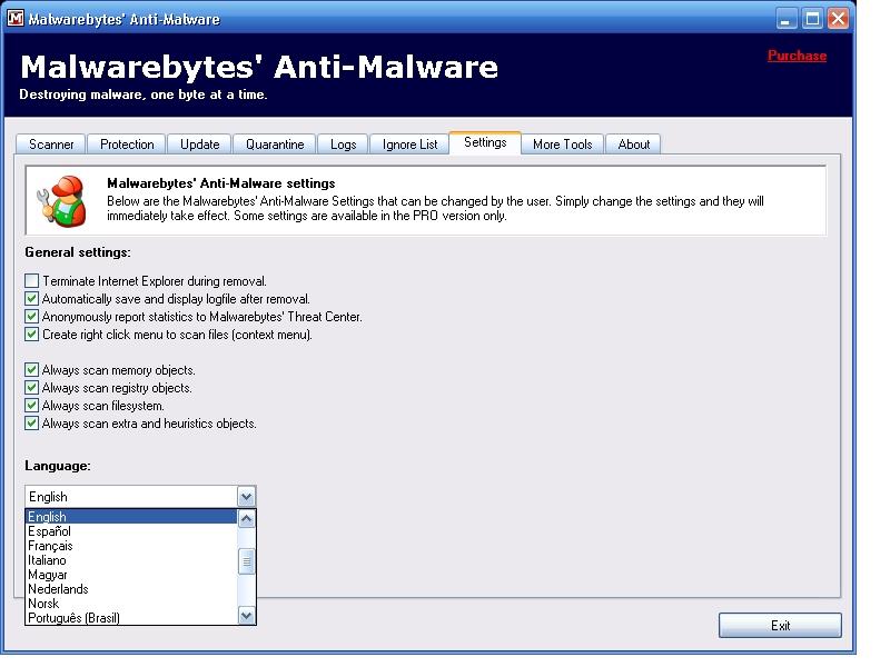 Supprimer les programmes dangereux de votre PC Choix_11