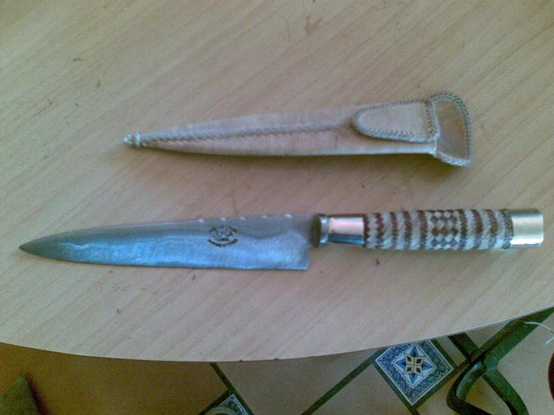 Cuchillos medievales 14072010