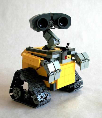 [Pixar] WALL•E - Sujet de pré-sortie - Page 19 25949510