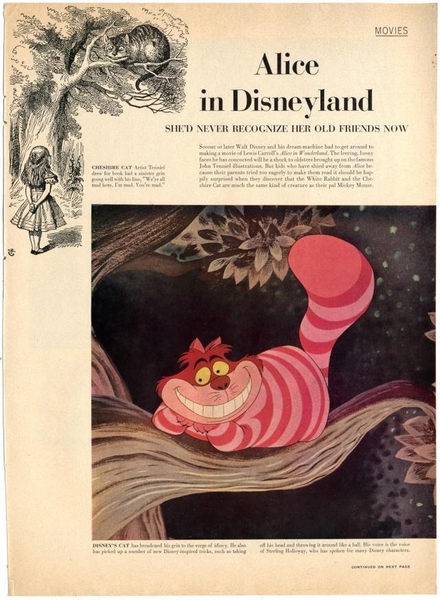Alice au Pays des Merveilles [Walt Disney - 1951] - Page 5 Alice_10