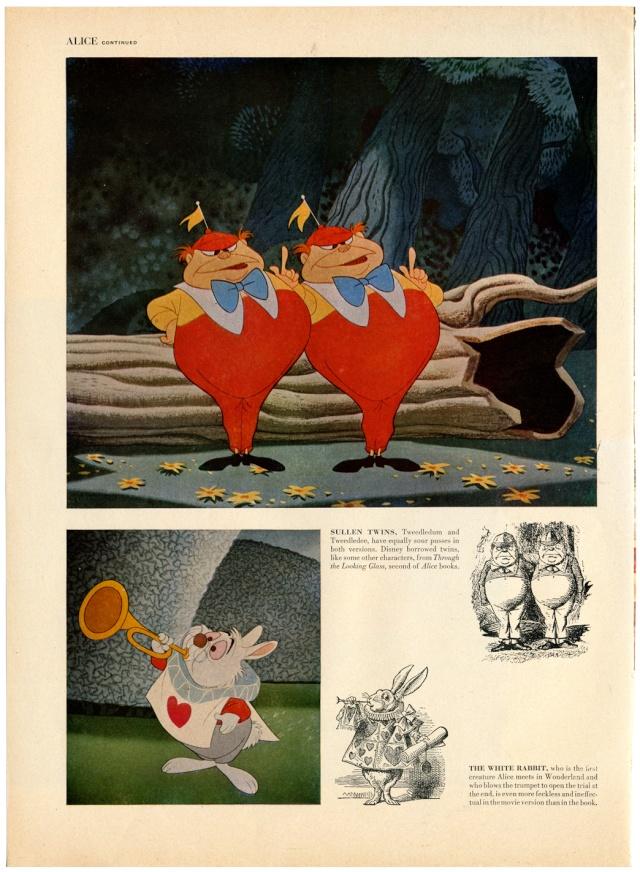 Alice au Pays des Merveilles [Walt Disney - 1951] - Page 5 Alice_12