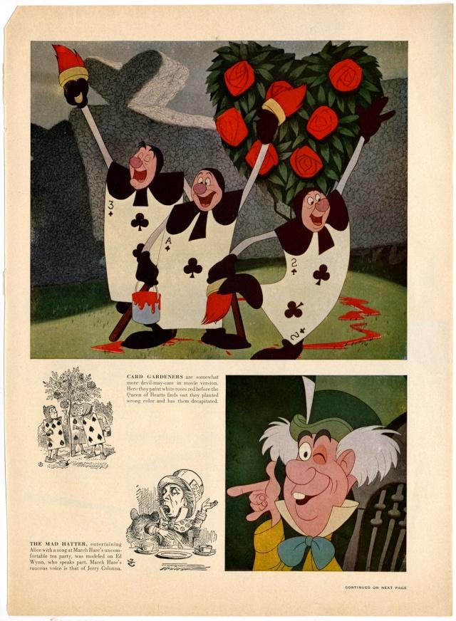 Alice au Pays des Merveilles [Walt Disney - 1951] - Page 5 Alice_19