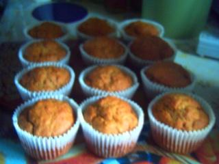 muffins aux bananes santé Pict0146