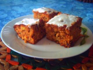 Gâteau carotte (de flo) Pict0210