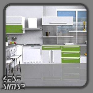 Semian shop Kitche10