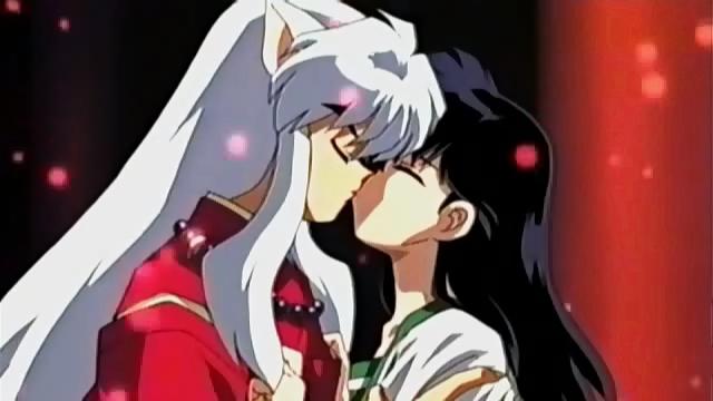 cual es su pareja favorita de inuyasha? Inuyas11