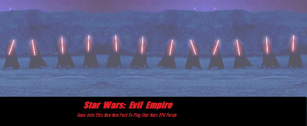 Star Wars Evil Empire