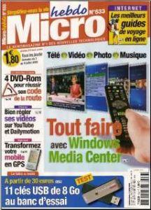 Magazines Micro Hebdo Tvq5is10