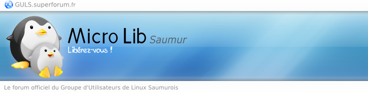 Micro Lib Saumur