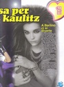 [Scan] SEMPLICEMENTE BELLISSIMO - aout 2008 - Italie + Traduction 1510