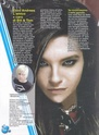 [Scan] SEMPLICEMENTE BELLISSIMO - aout 2008 - Italie + Traduction 2710