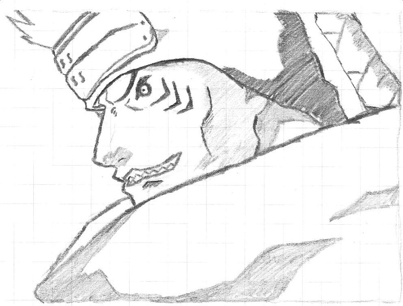 Mis Dibujitos Opinen Kisame10
