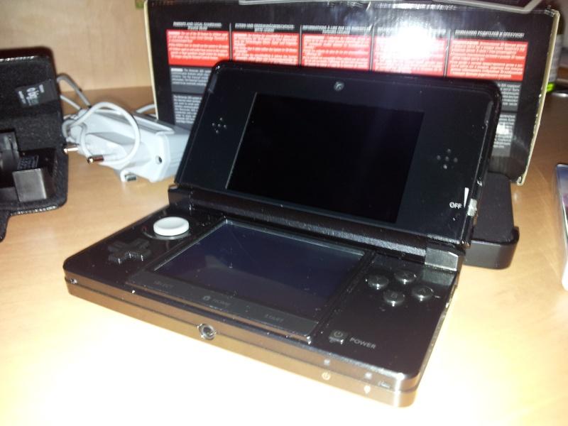 Nintendo 3ds + zelda ocarina of time  2012-013