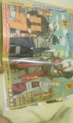 Manga 410 ---SPOILER'S--- Defedf10