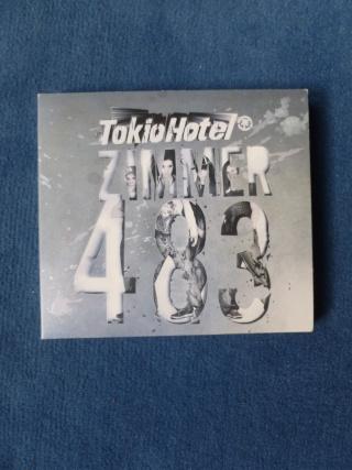 [VENTE] Album Zimmer 483 (cd+dvd) P1000230