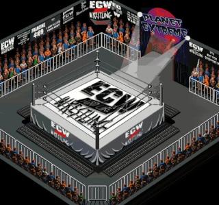 ring de la ECW