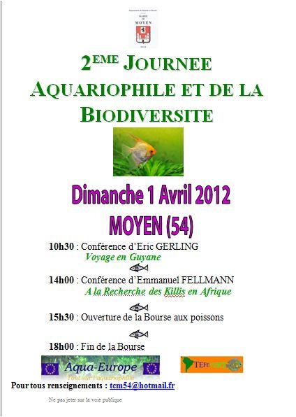 2ème journée aquariophile et biodiversité à MOYEN 01/04/2012 Moyen_11