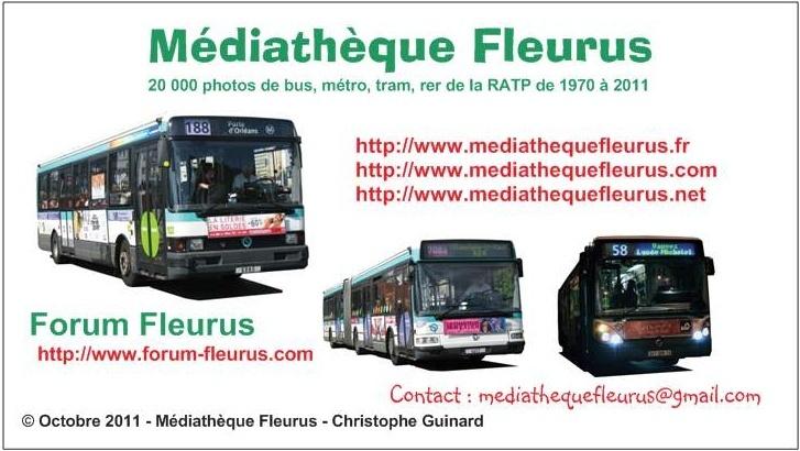 Carte De Visite Mediatheque Fleurus